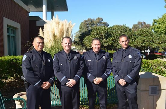 New Antioch Police Officers Antioch hires three new police officers