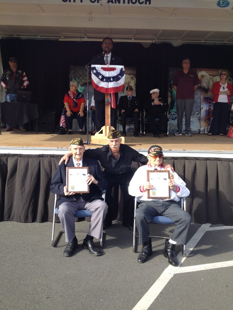 IMG 1060 768x1024 Antioch commemorates Veterans Day with annual ceremonies, parade, VFW lunch