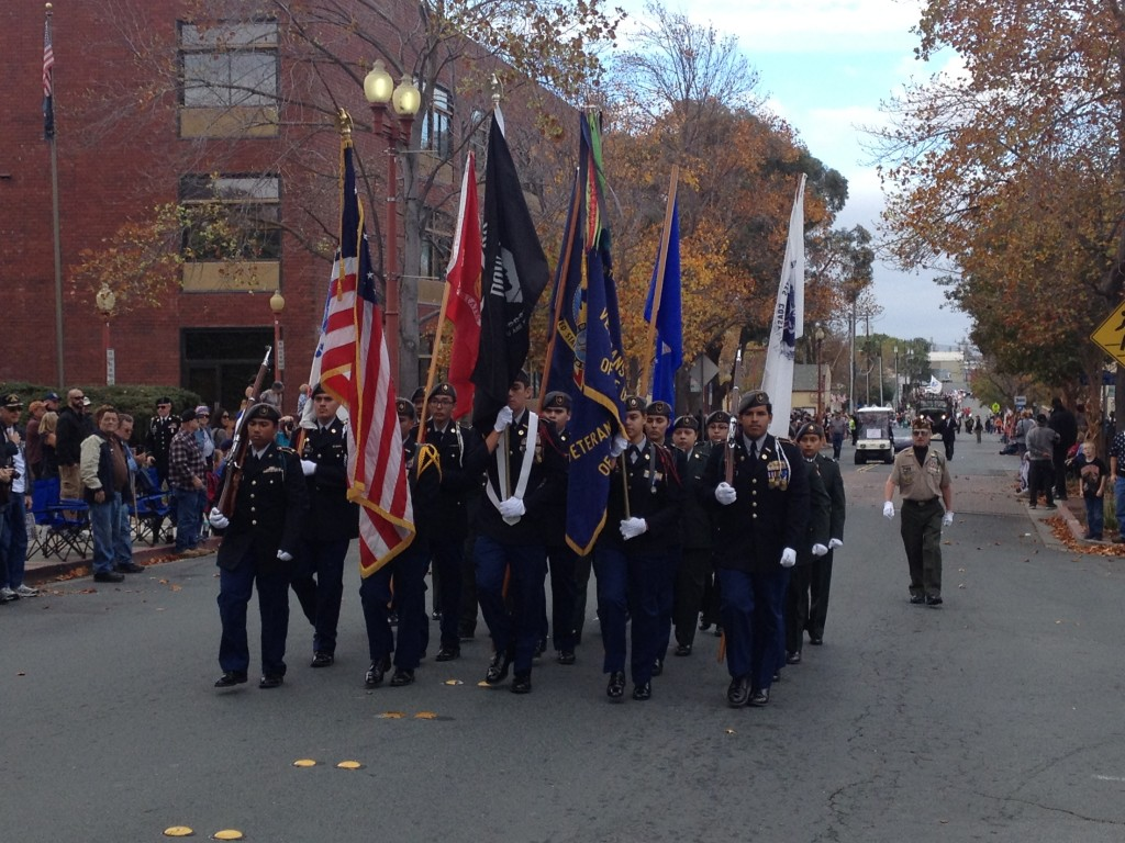 IMG 1065 1024x768 Antioch commemorates Veterans Day with annual ceremonies, parade, VFW lunch