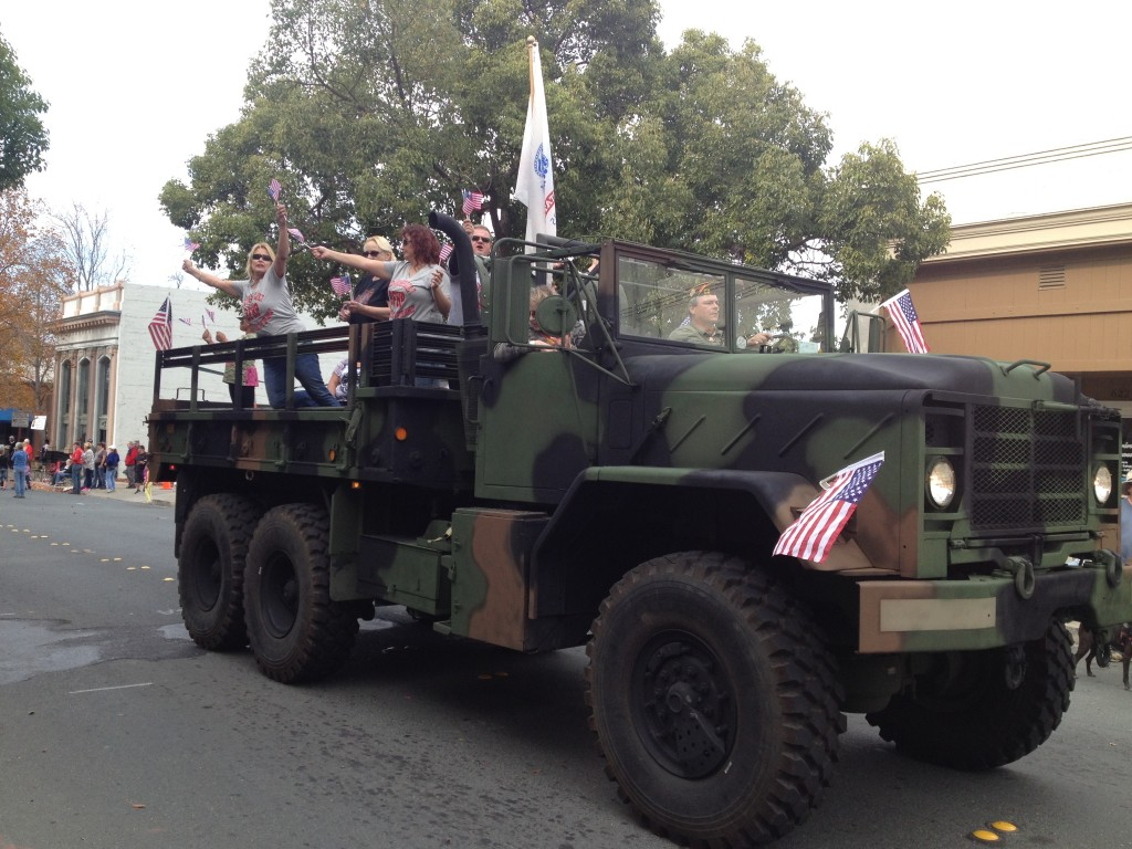 IMG 1072 1024x768 Antioch commemorates Veterans Day with annual ceremonies, parade, VFW lunch