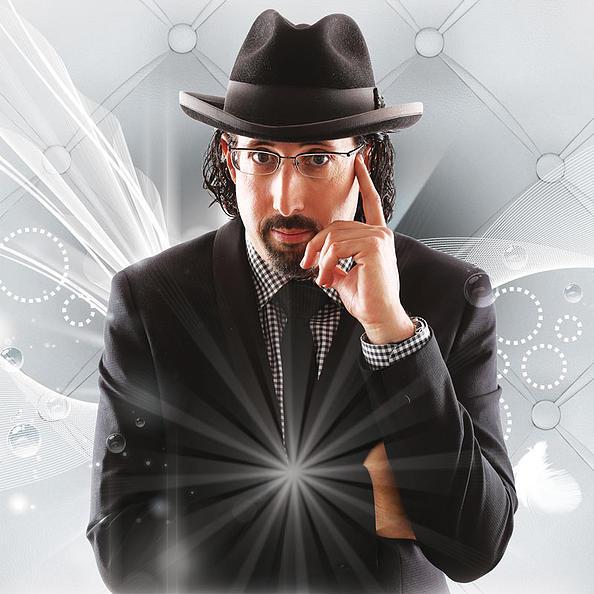 Jay Alexander Magician and Mentalist at El Campanil Theatre this Saturday