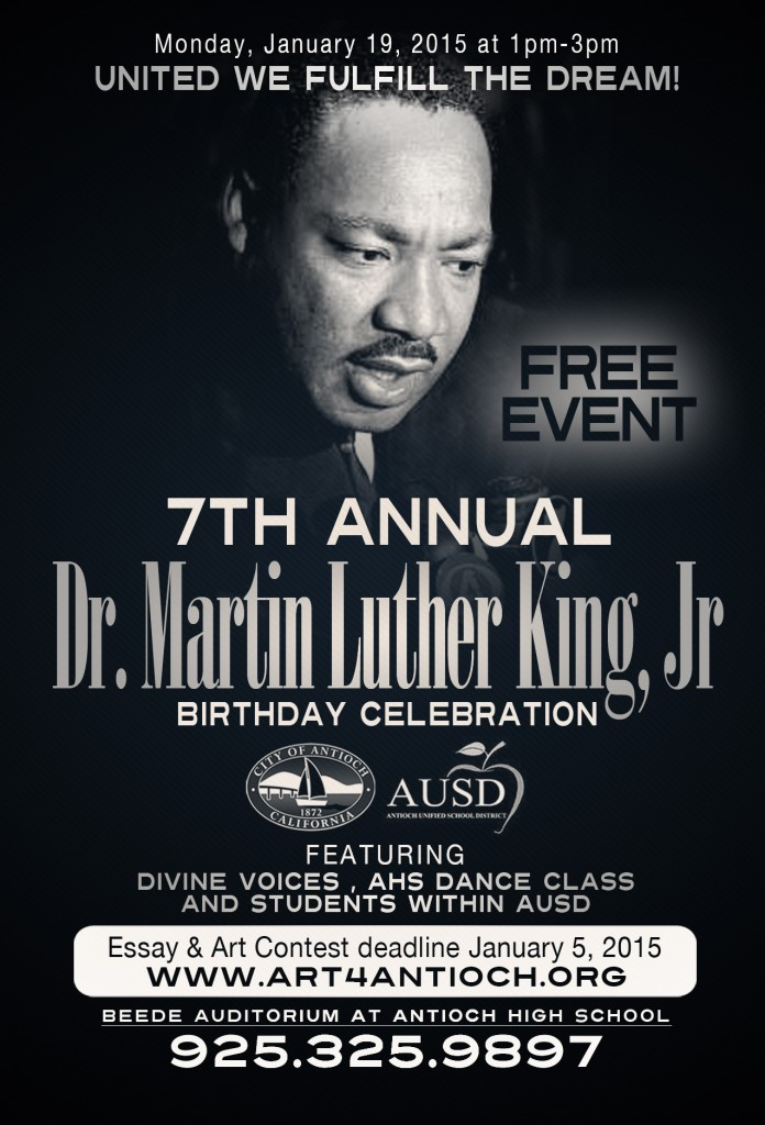 MLK Event Velma Wilson 1 696x1024 Martin Luther King Jr Day events in Antioch, essay and art contest deadline is Monday