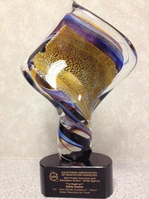 CASA 2014 Public Education Award Delta Diablo Sanitation District wins state Public Outreach Award