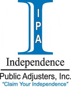 IPA logo 246x300 Get more money on your insurance claim with help from Antioch public adjusters company