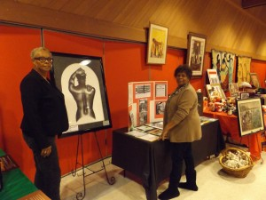 Janet Thompson Beverly Bruce 300x225 Much to see, read and learn at Antiochs Black History month exhibit, today and Saturday