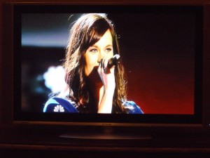 Ashley on The Voice 300x225 Antiochs Ashley Morgan advances on The Voice, family, friends watch with excitement