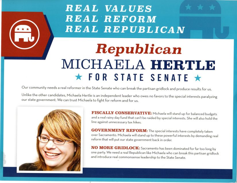 Asian American Small Biz PAC Hertle mailer back Political hard ball being played to defeat Glazer in special State Senate race
