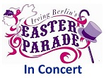 Easter Parade Elvis tribute, Contra Costa Chamber Orchestra, Easter Parade in March at El Campanil Theatre