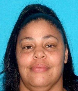 Kimberly Saunders arrest photo from March 2, 2015.