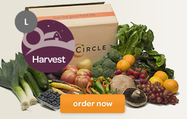 harvest box Full Circle offers weekly organic produce deliveries to homes in Antioch, East County