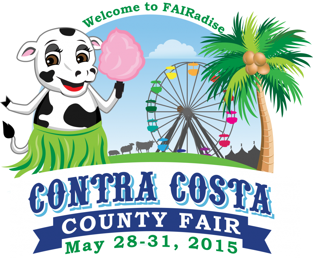 2015 CCFAIRidise art 1024x847 Contra Costa County Fair runs May 28 through May 31, 2015 in Antioch