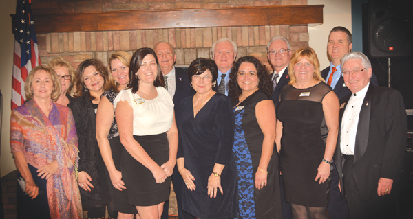 2015 Inaugural DAR Officers Directors Delta Association of Realtors announces 2015 Officers and Board of Directors