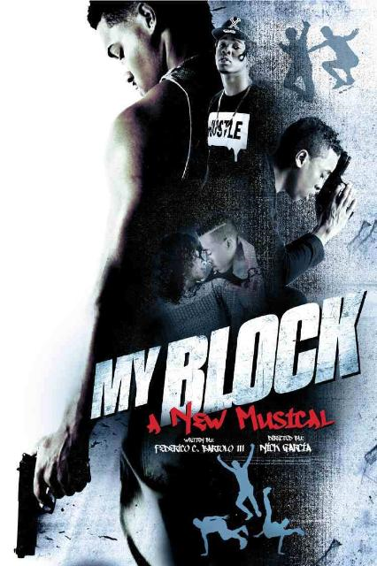 "My Block Antiochs Lenard ""The Kyd"" Jackson to star in ""My Block"" musical at LMC in April"