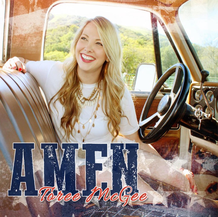 Toree McGee CD Amen Antiochs Toree McGee releases new music CD, tops local radio chart