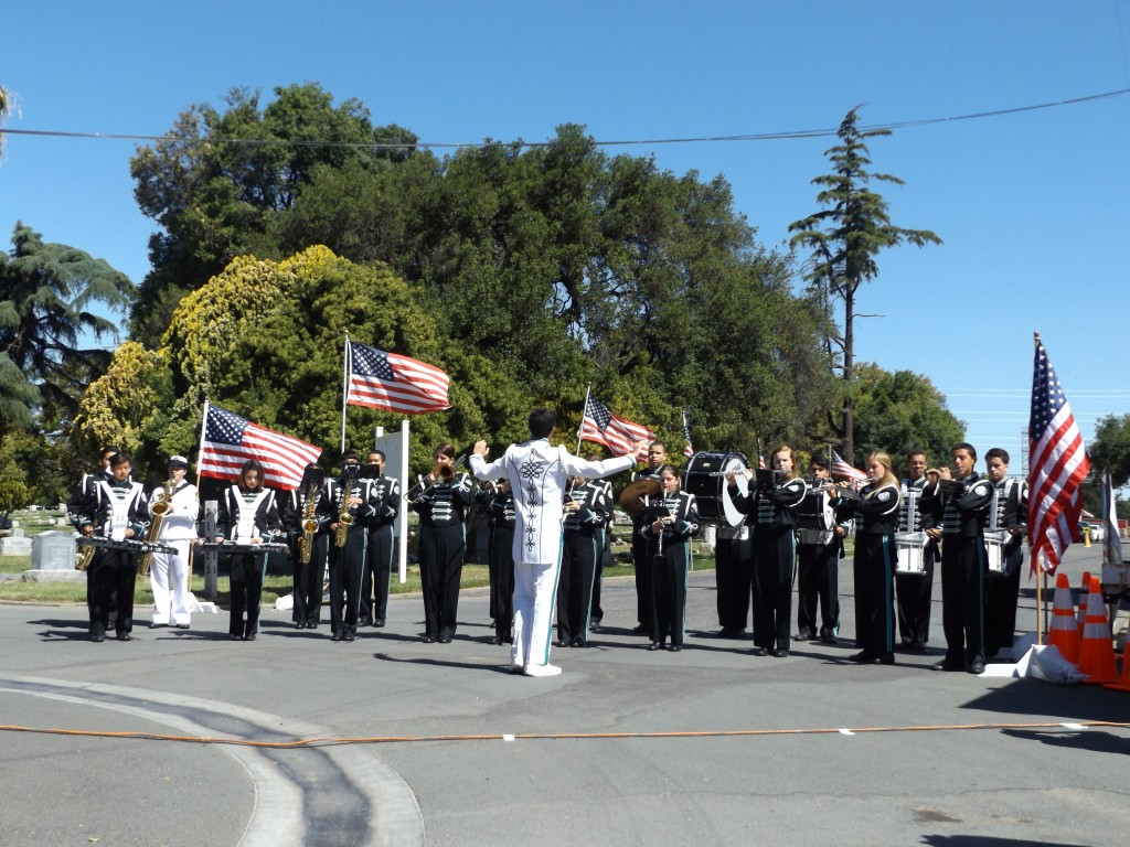 Deer Valley High band 1024x768 Antioch commemorates Memorial Day at annual ceremony, Monday
