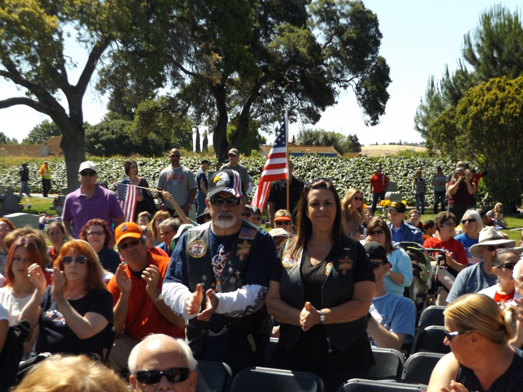 Dennis Souza 1024x768 Antioch commemorates Memorial Day at annual ceremony, Monday