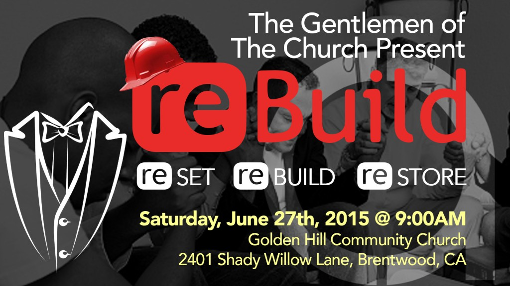 The Church@Antioch to host mens conference, this Saturday