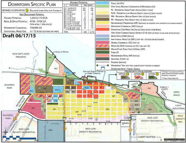 Downtown Specific Plan Attachment B Antioch Council to hear public comments, discuss, vote on downtown plan update, at Tuesday meeting