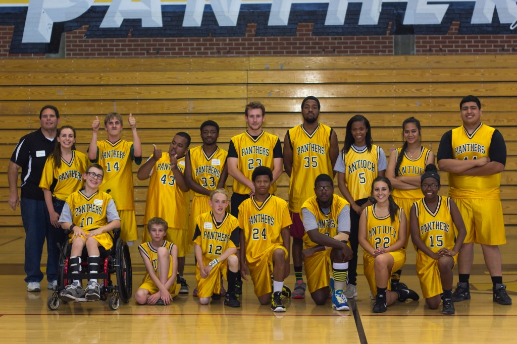 unifiedbasketball 7 1024x682 Antioch, East County schools form athletic program for special education students