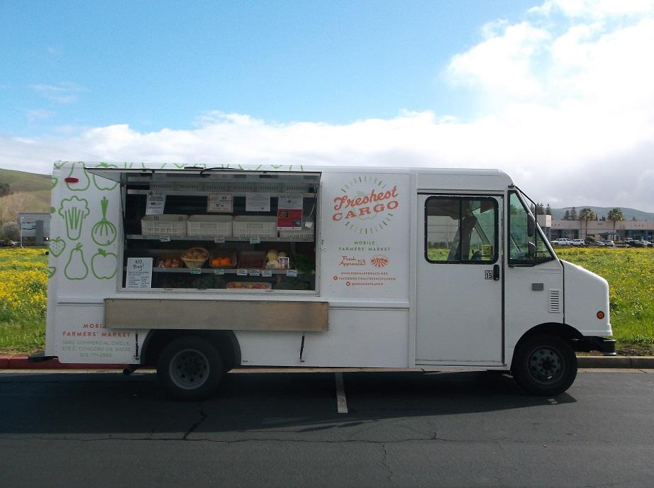 Freshest Cargo food truck