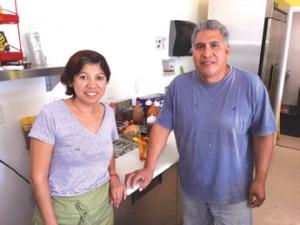 Owners Julieta & Fernando Lopez