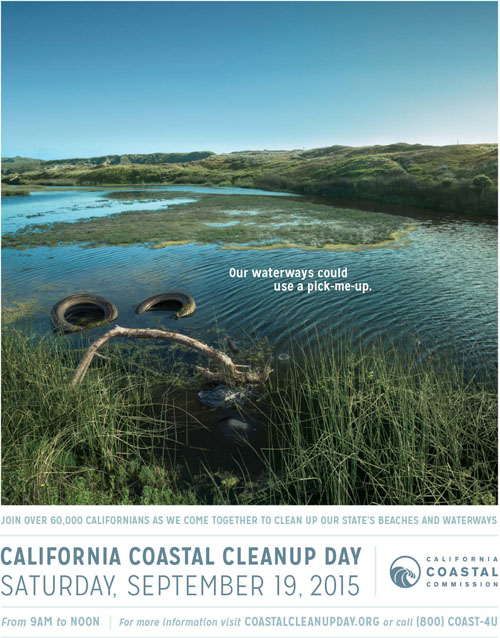 Coastal Cleanup 2015