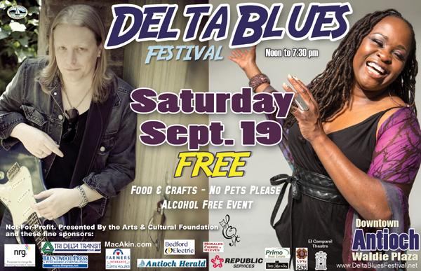 Delta Blues Festival 09-15