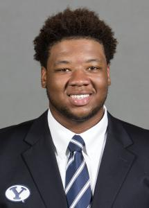 De'Ondre Wesley, courtesy of BYU Athletics.