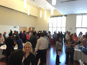 Local employers participated in the Antioch Careers Expo offering internships to students who attended.