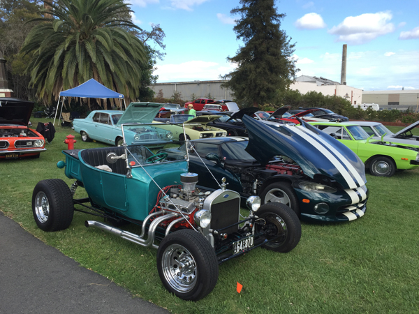 Hot rods, classics, low riders and more were on display at the multi-club Car Show at the Antioch Historical Society Museum on Saturday, October 17, 2015.
