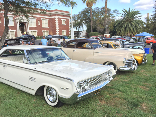 A multi-club Car Show was held at the Antioch Historical Museum on Saturday, October 17, 2015.
