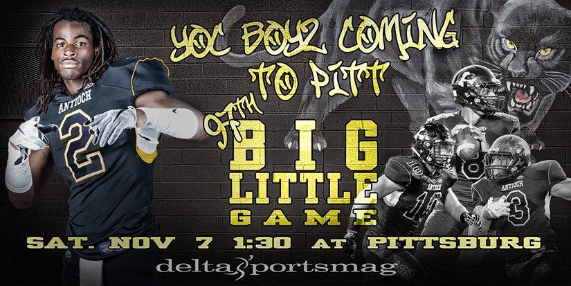 97th Big Little Game