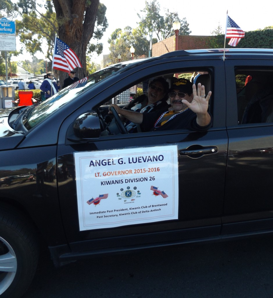 Angel & Argentina Luevano of Kiwanis.