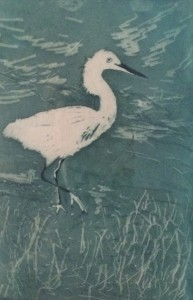 Crane, by MJ Coleman