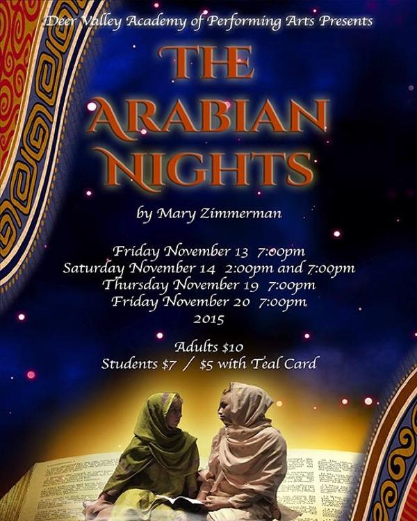 DVH APA The Arabian Nights