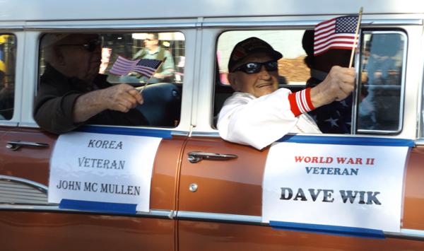 Dave Wik John McMullen