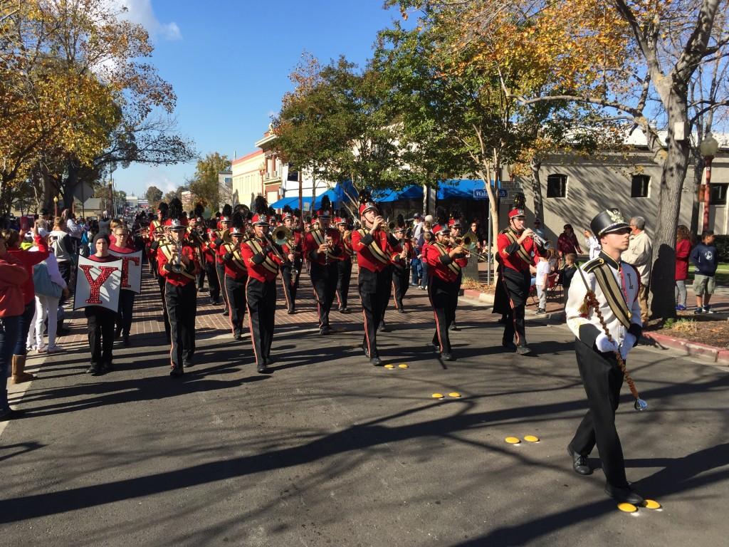Liberty High Band