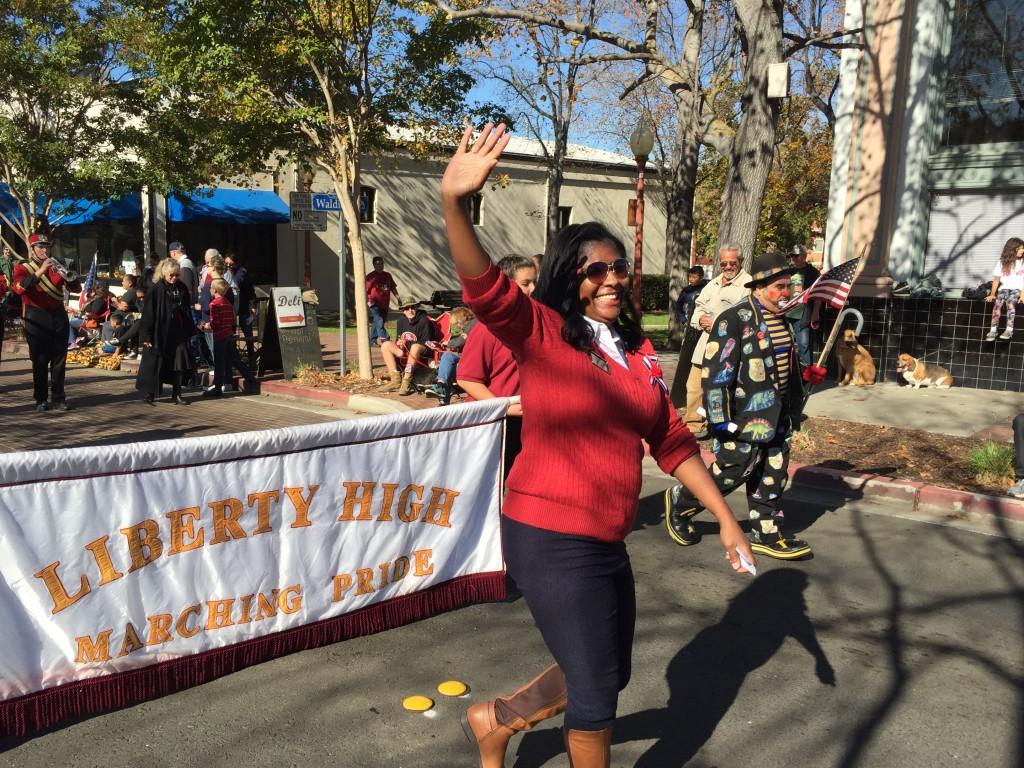 Councilwoman Monica Wilson