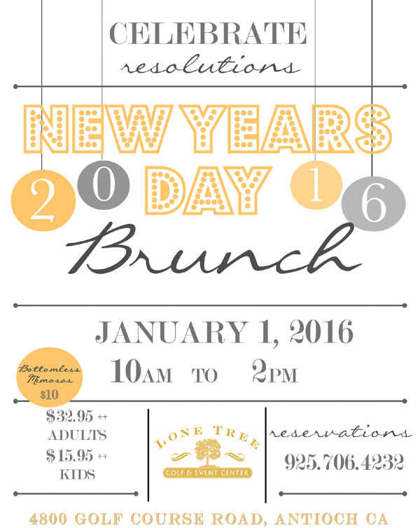 New Years Brunch 2016