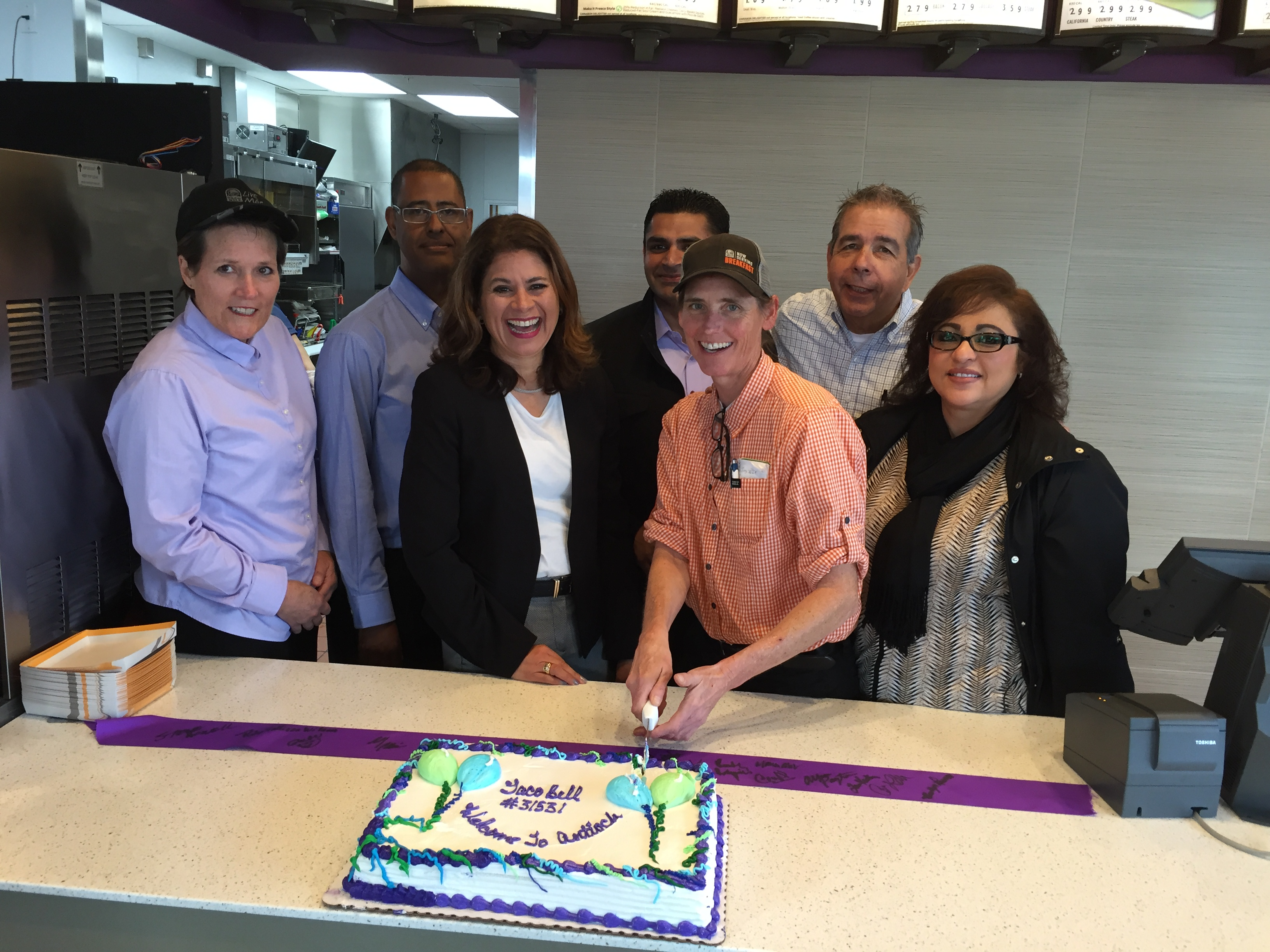 New Taco Bell now open at 18th and A Streets in Antioch | Antioch ...