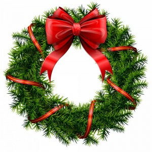 wreath clipart