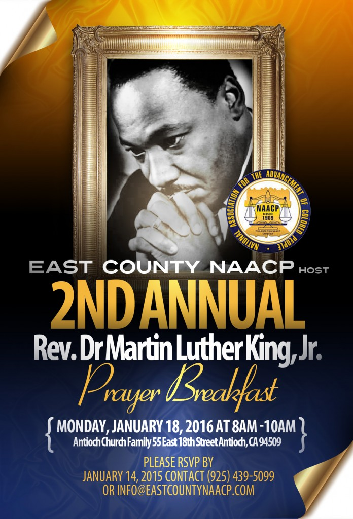 MLK Prayer Breakfast 2016