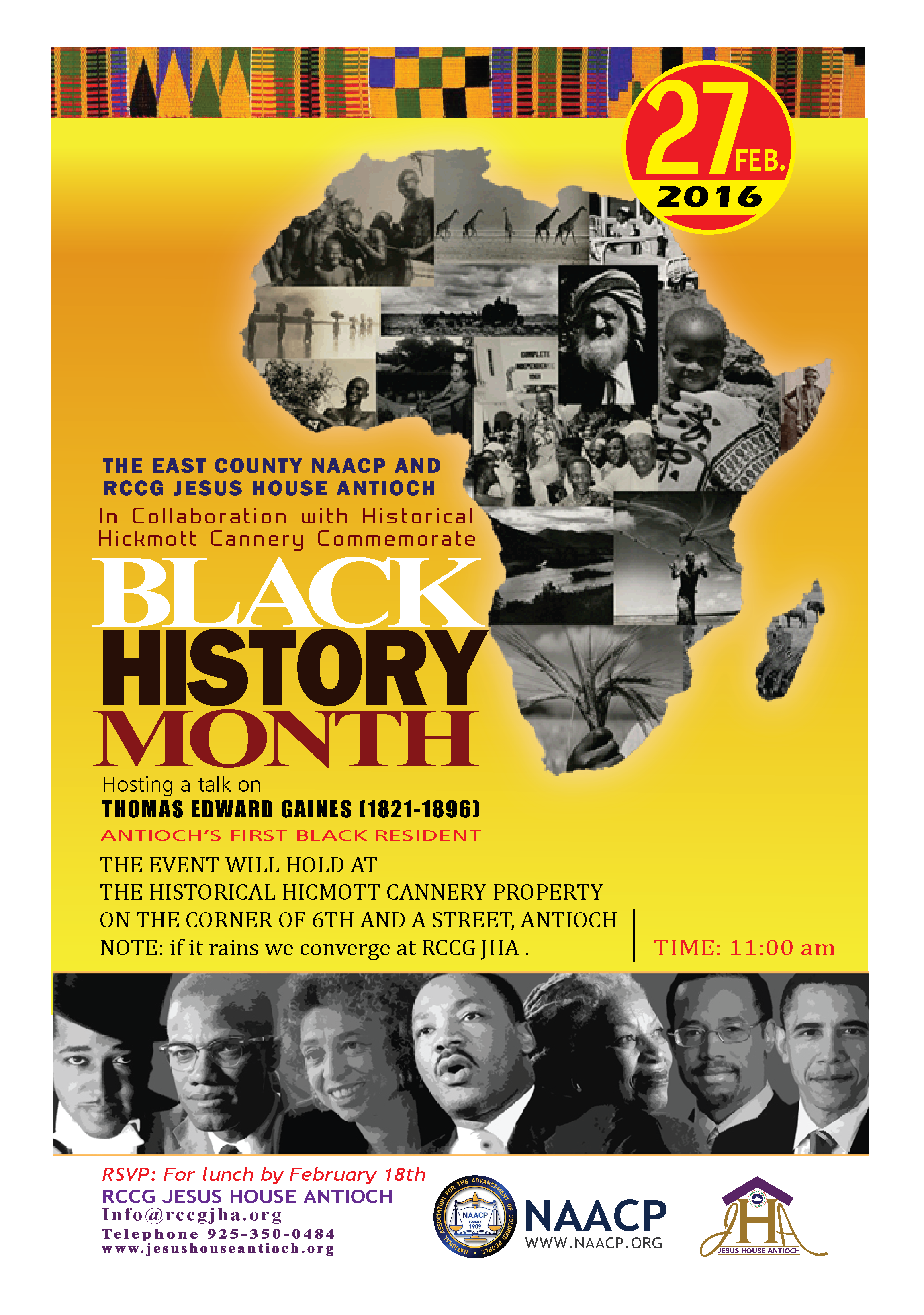 History | Antioch Herald