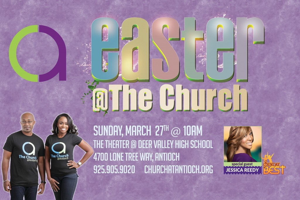 Easter at The Church@Antioch