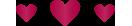 Hearts divider