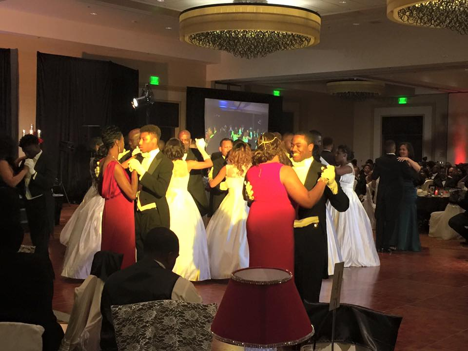Pearls of Perfection Cotillion dance was held on January 9, 2016 at the San Ramon Marriott. photo courtesy of Jovanka Beckles