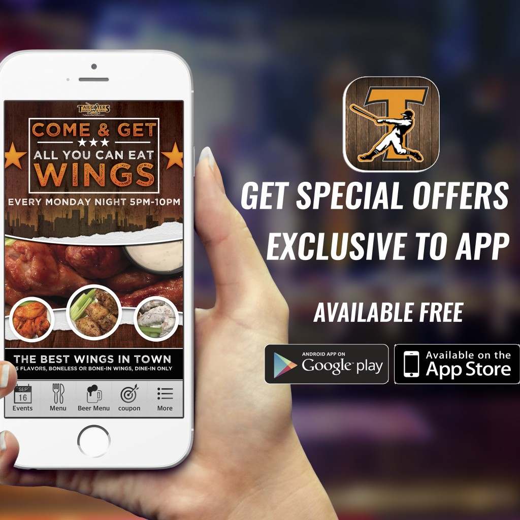Tailgaters App