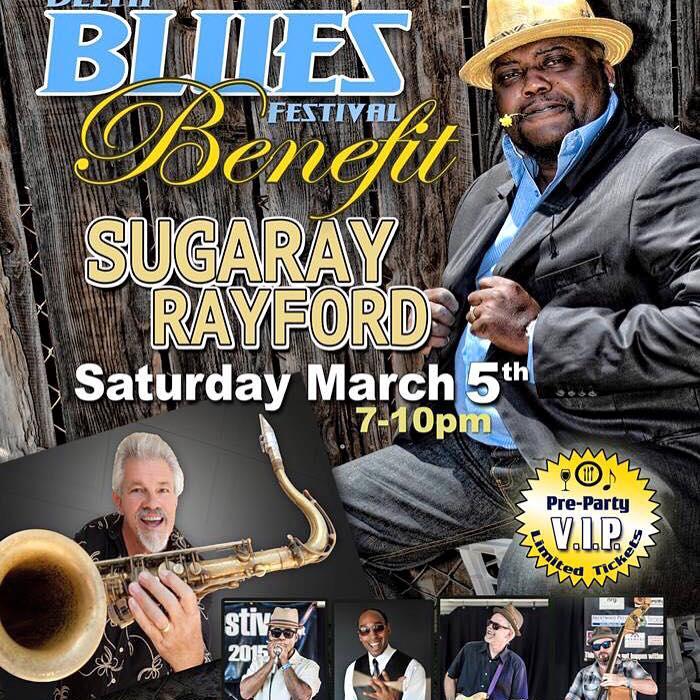 Delta Blues Festival Benefit Concert