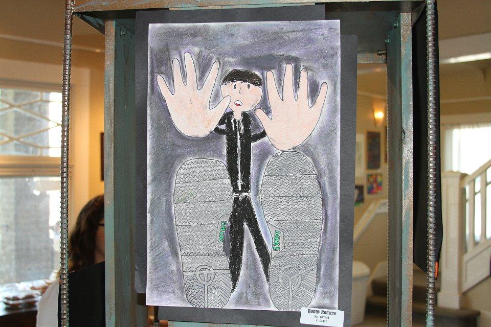 Sutter Elementary student art