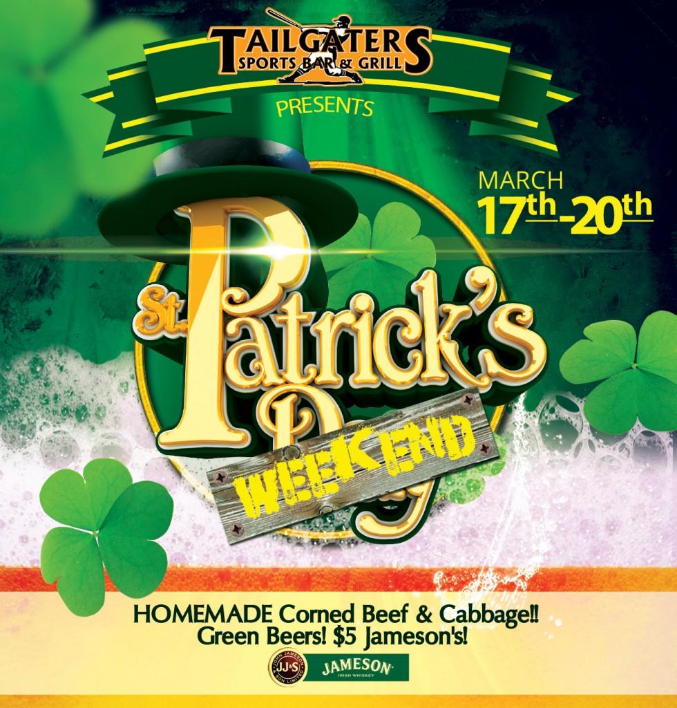 TG St Patrick's